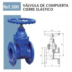 Válvula de Compuerta Cierre...