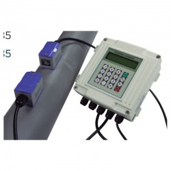 Caudalímetro Ultrasónico